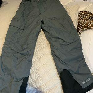 Columbia Boys Snow Pants - like new